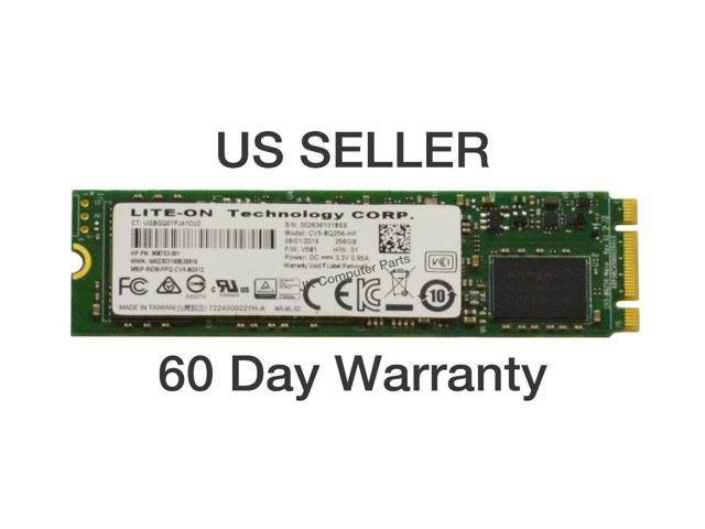 Refurbished: HP Spectre 15 Lite-On CV5-8Q256-HP M2 SATA 256GB Solid State  SSD 908753-001 - Newegg com