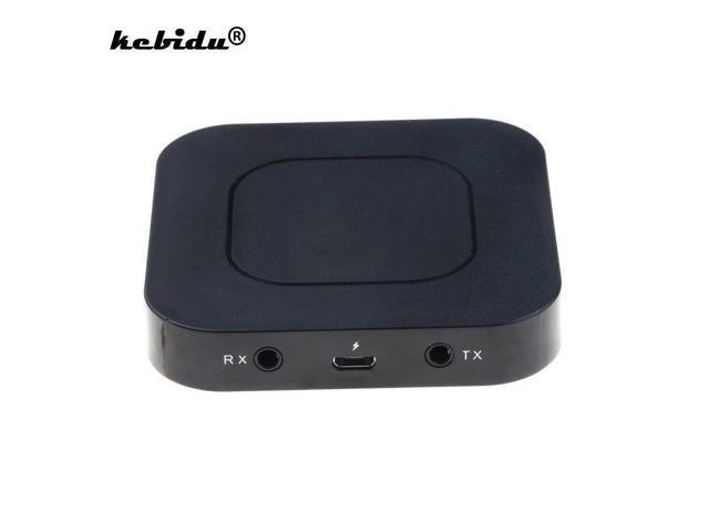 kebidu Bluetooth Transmitter 4 2 3 5mm Bluetooth Adapter for TV Headphones  Speaker for Playstation 4 Audio Bluetooth Receiver - Newegg com