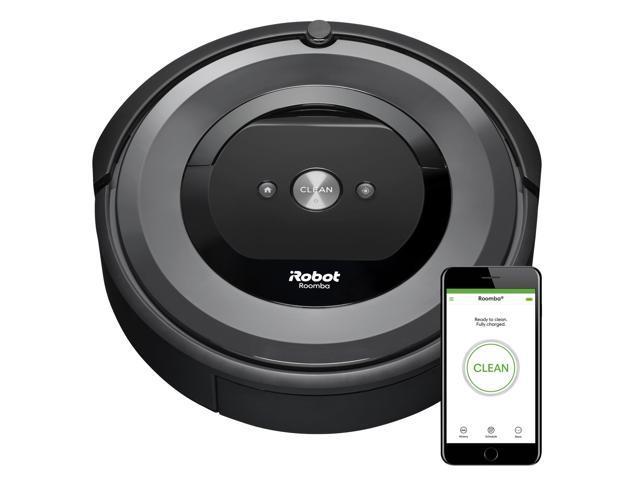 Irobot Roomba E6 Wi Fi Connected Robot Vacuum Newegg Com