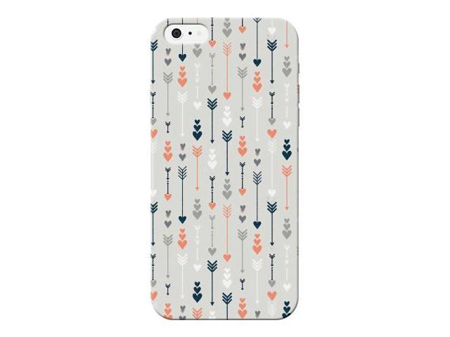huge selection of 3f80d 6ee01 Vertical Hart Arrow Off White Lightweight Hard Plastic Phone Case For Apple  iphone 5/5S - Newegg.com