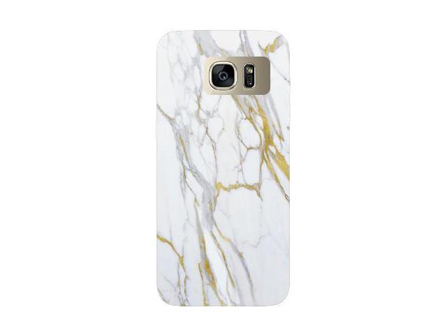 buy online 76aa0 e04c3 Grey Marble Pattern Printed Lightweight Hard Plastic Protector Phone Case  For Samsung Galaxy S7 - Newegg.com