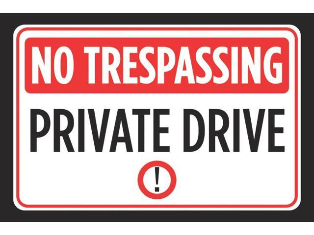 photo about Printable No Trespassing Sign identify No Tresping Individual Motivation Print Purple Black White Interest Imagine Logo Highway Street At the rear of Indication - Aluminum Steel -
