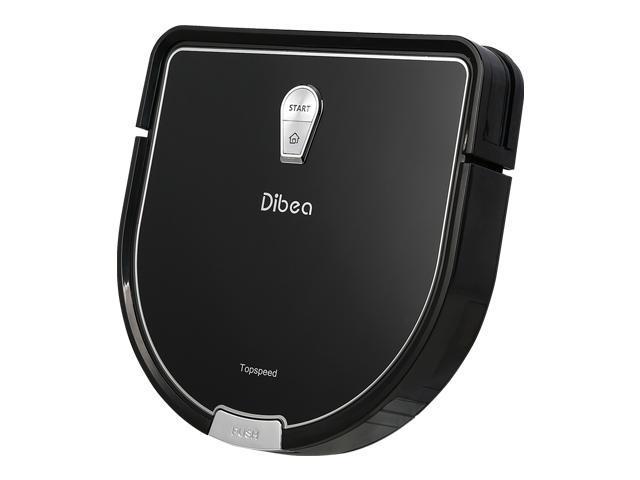 Dibea D960 Robot Vacuum Cleaner for Pet Hair, Hard Floor, and Carpets -  Newegg com