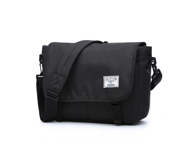 Men Waterproof Shoulder Bag Crossbody 14 Inch Messenger