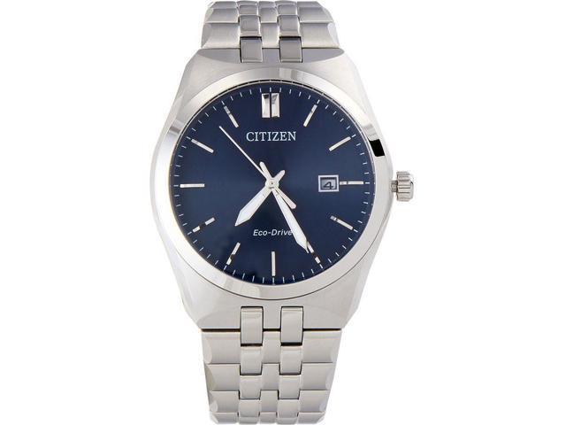 99c83becb50f5 Citizen Men s BM7330-59L Analog Display Japanese Quartz Silver Watch