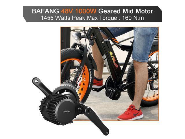Addmotor MOTAN 1000W Electric Bike Snow Beach Electric Bicycles Fat Tire  Ebike 26