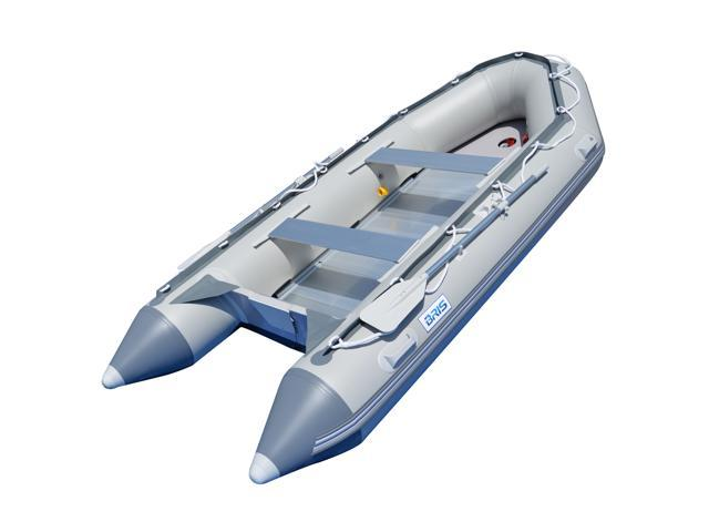 BRIS 1 2mm PVC 14 1 ft Inflatable Boat Rescue&Dive Raft Power Boat -  Newegg com