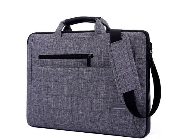 "Business Laptop Bag Fabric Portable Sleeve Case MacBook Samsung Lenovo 15-15.6/"""