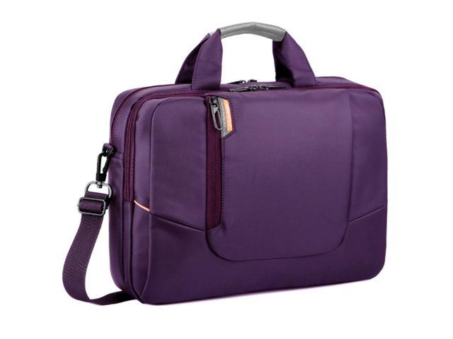 e59defe03315 Wllhouse Laptop Carrying Bag, BRINCH Notebook Case with Suitcase Back Belt  For 15 - 15.6 inch Macbook Pro Retina Apple Macbook Mini Asus DELL HP ...
