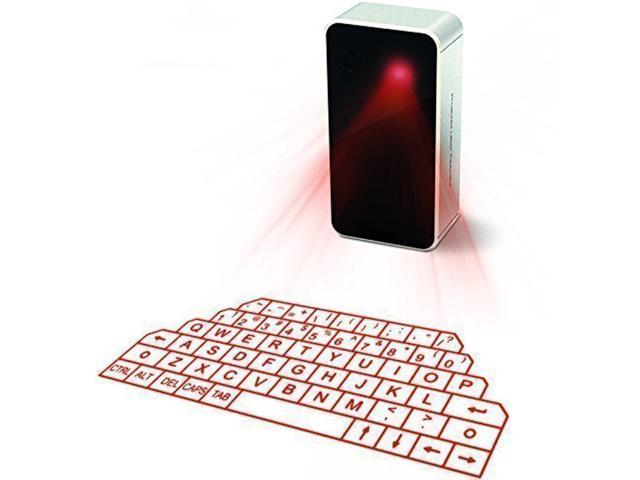 Jieyuteks Mini Laser Keyboard Projector Wireless Bluetooth Virtual Keyboard And Mouse Combo For Iphone Ipad Smartphone Tablet Pc Laptop Newegg Com