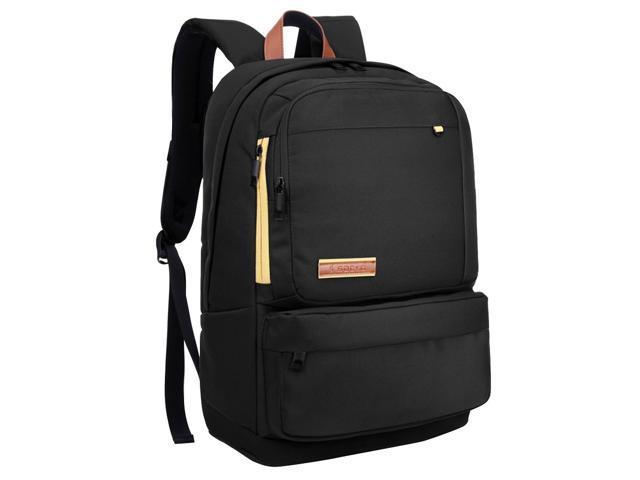 3c0c1cd3ebf8 SOCKO Stylish Slim Water Resistant Business Laptop Backpack College Student  School Bag Bookbag Casual Daypack Travel Camping Rucksack Back Pack Fits ...