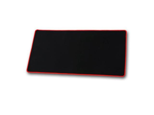 Extended Gaming Mouse Pad with Stitched Edges Pink Cute Pokemon Rectangular Computer Mousepad Desk Pad Mouse Mat Non Slip Rubber Base Waterproof for Gaming Esports Pros Office 23.6x11.8