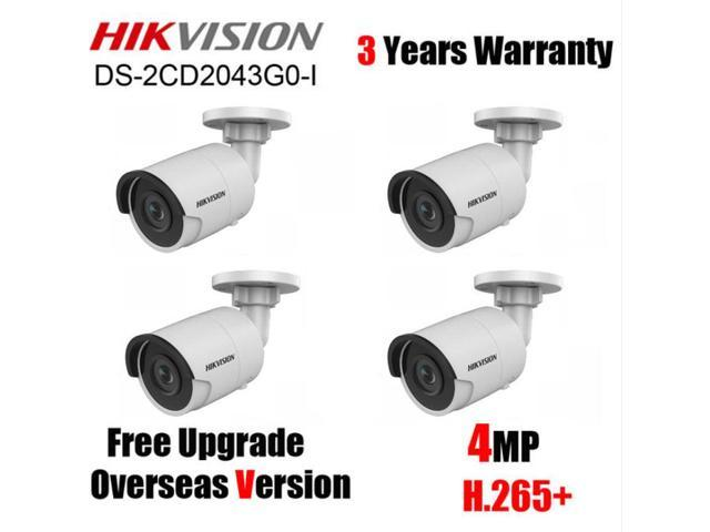 Hikvision 4MP IP Camera DS-2CD2042WD-I 4mm  3 yrs Warranty Firmware Upgrade IP67