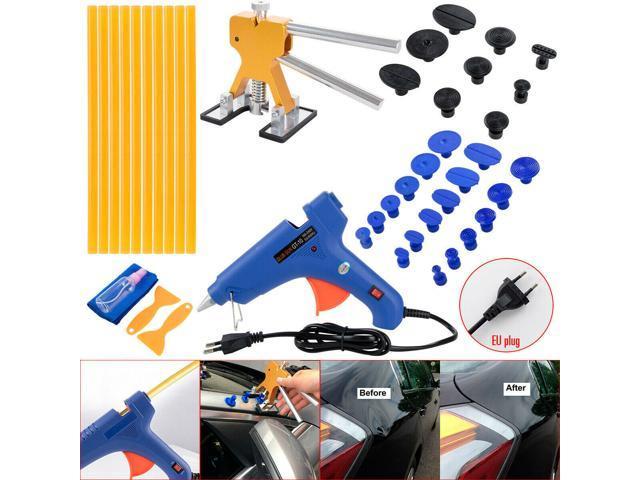 PDR Tools Hot Melt Glue Gun Sticks Auto Body Paintless Dent Repair Hail Removal