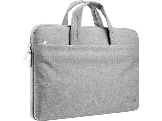 15 Inch Laptop Sleeve Case Bag with Handle Waterproof Briefcase Compatible  for Apple 15 4