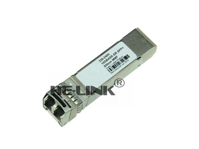 MMF, 850nm, 300m, LC, DOM Transceiver Dell Compatible 10GBase-SR SFP