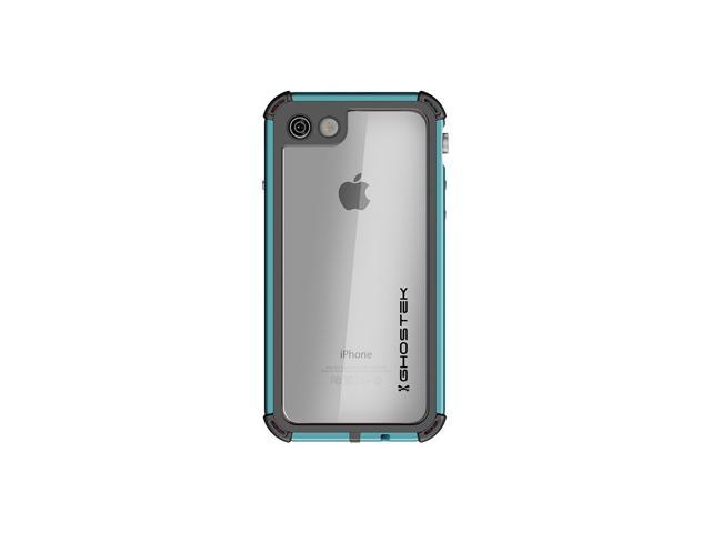 newest c6fa6 06e7b Ghostek Atomic Underwater Waterproof Case Designed for Apple iPhone 8 /  iPhone 7 – Teal - Newegg.com