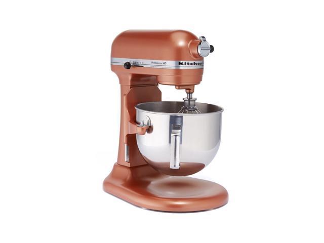 KitchenAid Professional HD Series 5-Quart Bowl-Lift Stand Mixer (Copper  Pearl) - KG25H0XCE - Newegg.com