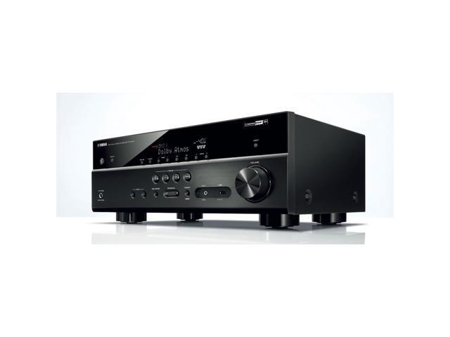 Yamaha TSR-5810 7 2-channel 4K Ultra HD Network AV Receiver, Bluetooth and  Wi-Fi Streaming - Newegg com