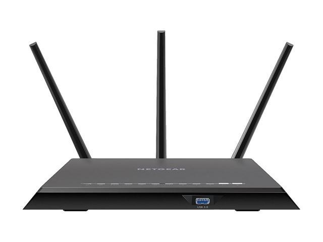 NetGear R7000P-100NAR Nighthawk AC2300 Dual Band Smart WiFi Router Refurbished