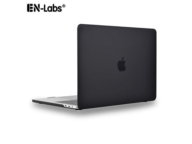 Matte Laptop Case For Apple Macbook Pro 15 4 With Touch Bar Touch Id Hard Sell Case Protective For Mac Book A1707 A1990 Matte Black Newegg Com