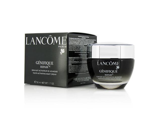 Lancome - Genifique Repair Youth Activating Night Cream - 50ml/1.7oz ConvaTec Aloe Vesta Cleansing Foam 8 oz