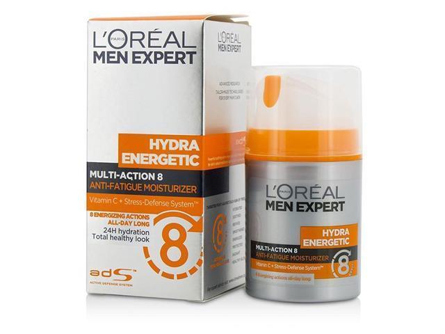 L'Oreal - Men Expert Hydra Energetic Multi-Action 8 Anti-Fatigue  Moisturizer 50ml/1 7oz - Newegg com