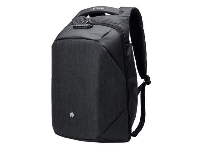 10331edb2ddd 17 Inch Laptop Backpack, Water-Resistant/Anti-Theft/Shockproof/USB Charging  Cable Port Travel Computer Back Pack for College Business - Newegg.com