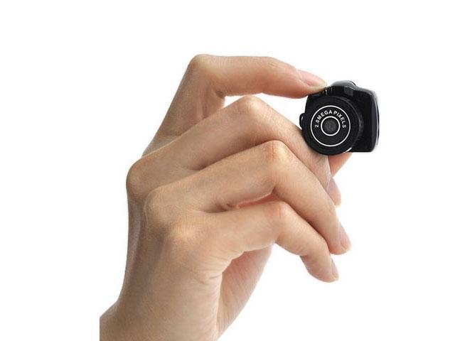 One Touch Recording Button Smallest Spy Camera Super Mini Camcorder Built In Microphone Hidden Mini Video Recorder Newegg Com