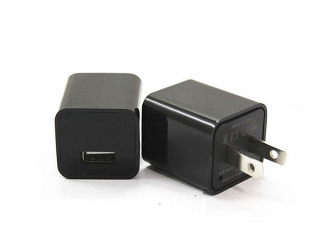 16GB HD 1080P Spy Camera USB Wall Charger Mini US AC Adapter Nanny Cam Hidden USB