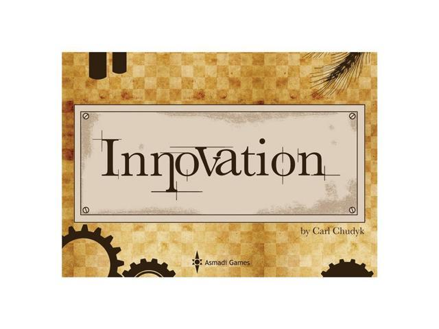 Innovation Third Ed 4 Player Strategy Interactive Asmadi Games ASN0150