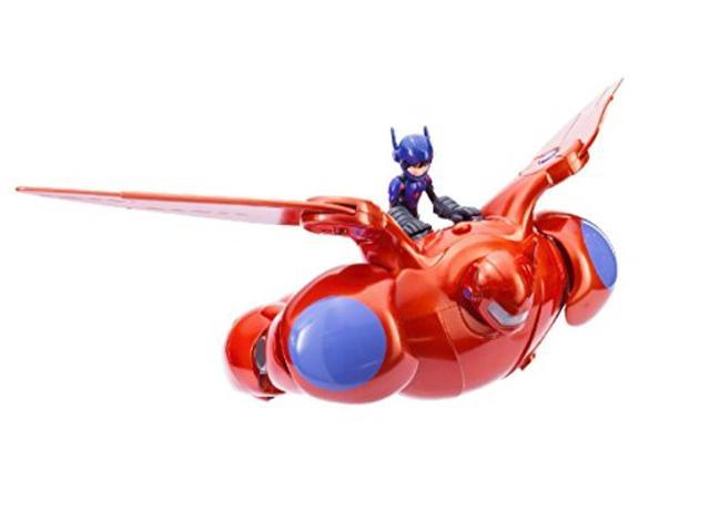 38621 Big Hero 6 11 Deluxe Flying Baymax With 4 5 Hiro Action Figures Newegg Com