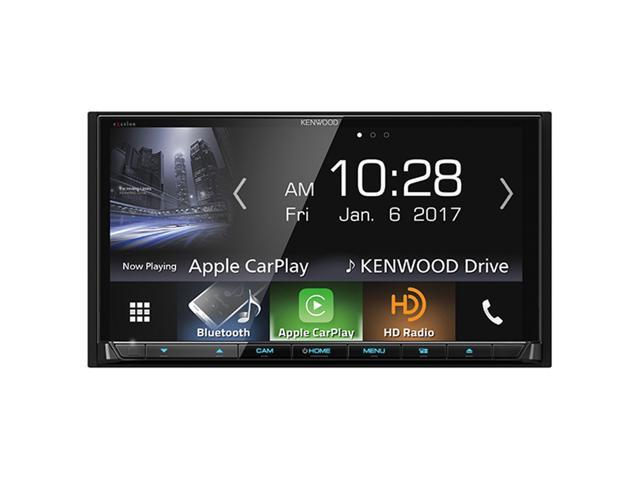 Kenwood Excelon Ddx9904s Multimedia Receiver Features Apple Carplay