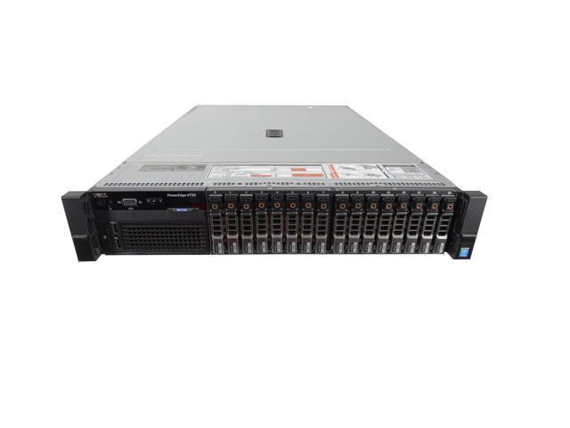 Premium Dell PowerEdge R730 16 Bay SFF Server, 2x Intel Xeon E5-2603 V3  1 6GHz 6 Core, 64GB DDR4, PERC H730p, 12x 146GB 15K SAS 2 5 Drives, 2x 750W