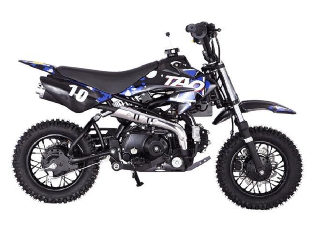 Tao Tao 110cc Automatic Pit Bike DB10 - Newegg com