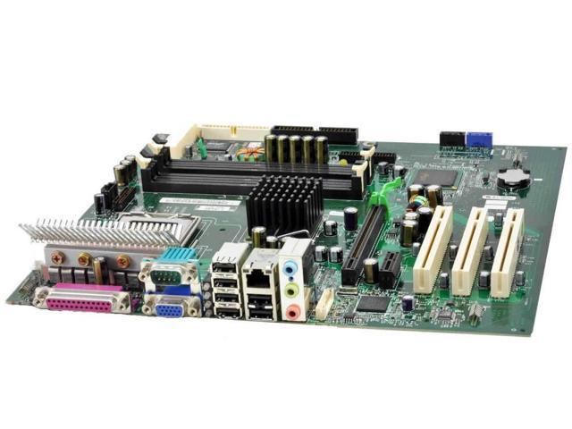 Dell Motherboard XF954 Optiplex GX280 Internal Components ...