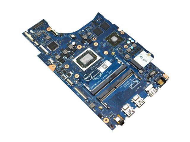 BAL22 LA-D803P CN-0KPK2C Genuine Dell Inspiron 5567 5765 AMD FX-9800P  Laptop Motherboard KPK2C Laptop Motherboards - Newegg com