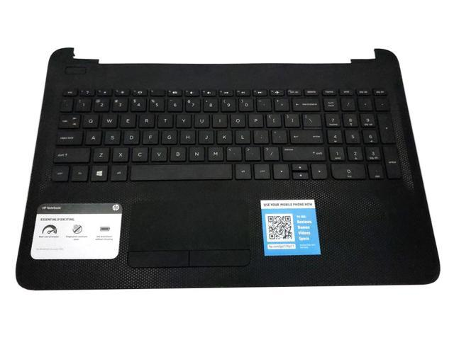 HP ENVY 15-AS 15T-AS LAPTOP US KEYBOARD PALMREST ASSEMBLY 857799-001 NO TOUCHPAD