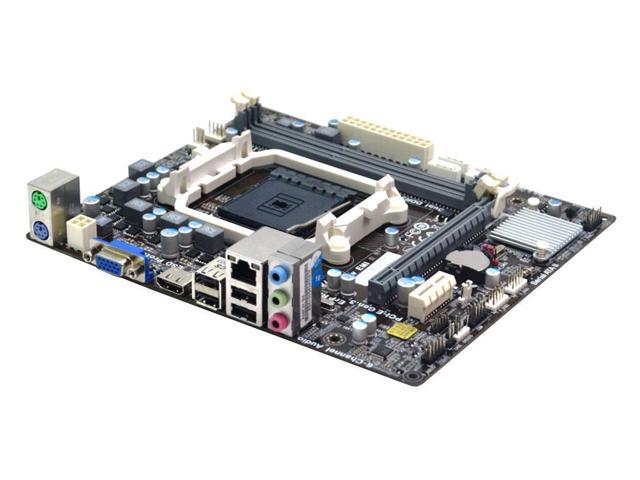 Refurbished: A58F2P-M4 V1 0 ECS AMD Chipset A58 Socket FM2+ DDR3 Dimm Micro  ATX Motherboard AMD Socket FM2+ Motherboard - Newegg com
