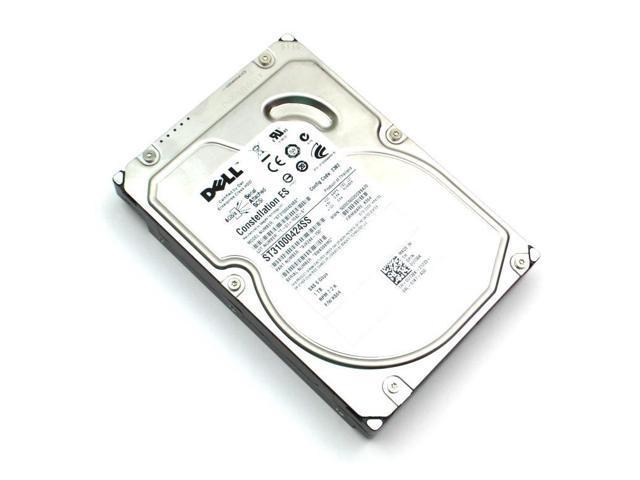 """Dell 1TB 6G 7.2K 3.5/"""" SAS U738K 0U738K HDD Hard Drive"""