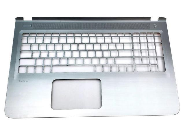HP 15-C 15T-CC 15Z-CD SERIES KEYBOARD PALMREST ASSEMBLY 926858-001 NO TOUCHPAD