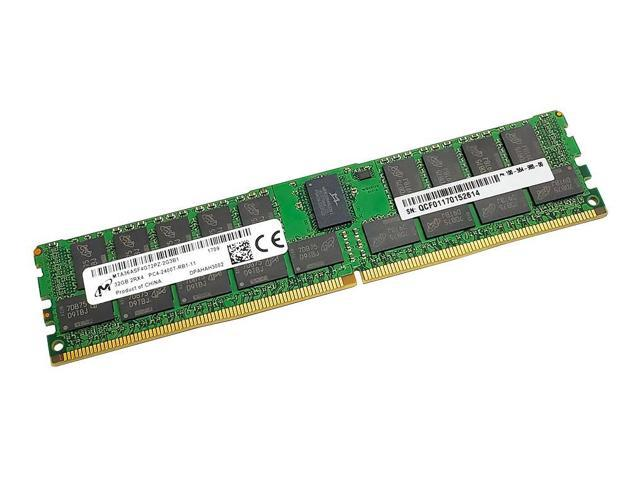 PARTS-QUICK Brand 32GB Memory for Intel S2600WT2 Server Board DDR4 PC4-17000 2133 MHz LRDIMM RAM