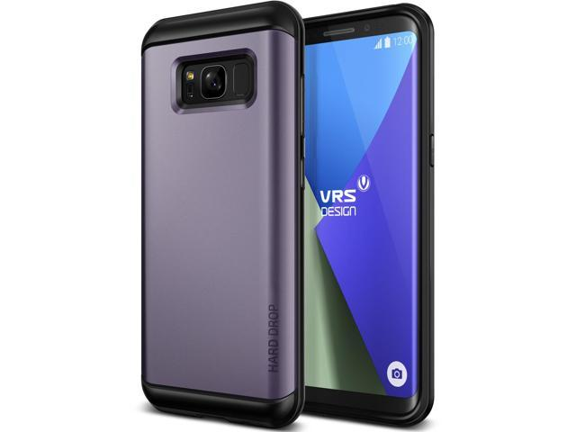 finest selection 30c42 26b9f VRS Design [Thor] Drop Protection Case for Galaxy S8 - Orchid Gray -  Newegg.com
