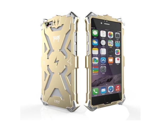 Simon Design Metal Aluminum Luxury Tough Armor THOR IRON MAN Phone Cases for Iphone 6S Plus