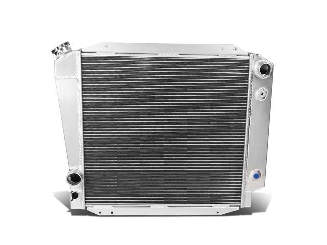 For 1966 to 1977 Ford Bronco 3-Row Tri-Core Aluminum ...
