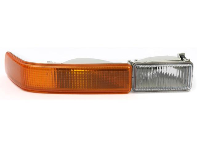Refurbished  2003 2004 Chevrolet S10 Blazer Oem Front Right Turn Signal Lamp Light 16524260