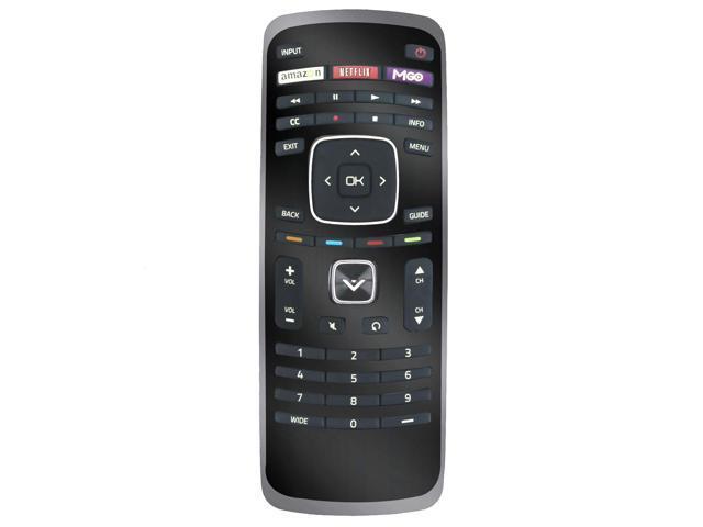 Mgo Vizio XRT112 Remote amazon Netflix