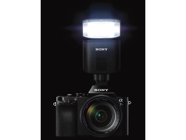 Bounce Swivel Head Compact LCD Mult-Function Flash for Sony Cyber-Shot DSC-HX50V