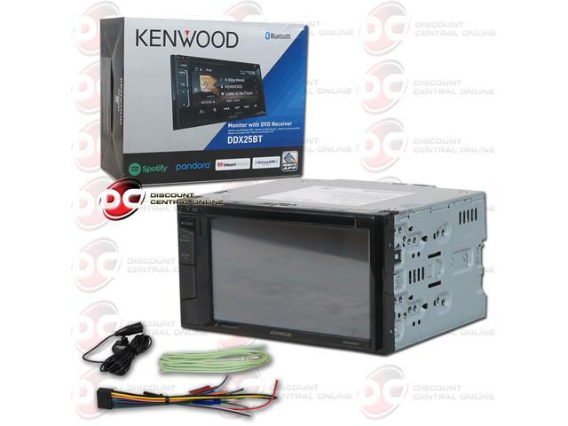 KENWOOD DDX25BT 6 2
