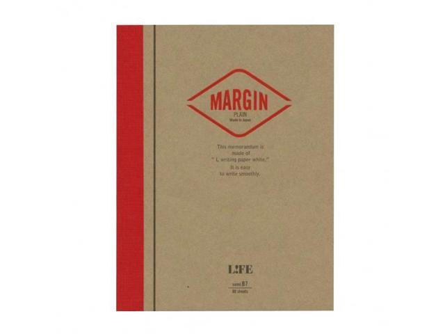 3-1//2 in x 5 in. Tan//Yellow Cover, Gridded Pages Life Margin Bound On Side Notebooks